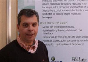 "José Manuel Soto: ""Turning tyres into ecological rubber"""