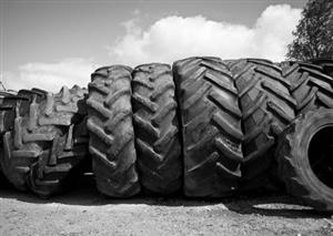 Turning tyres into gas for energy and new, valuable materials
