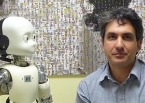 Giorgio Metta: The advent of the sensing robot