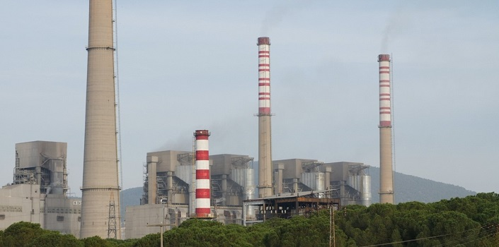 Waste heat from power plants hits home